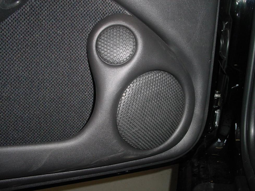 Pontiac Firebird Monsoon speaker