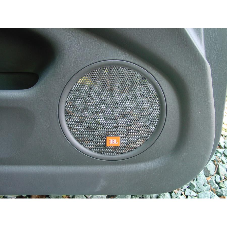 2007 Toyota Highlander Specialty audio system