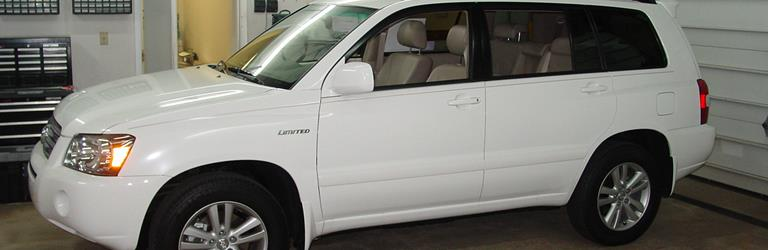 2006 Toyota Highlander - find speakers, stereos, and dash