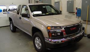 2011 GMC Canyon Exterior