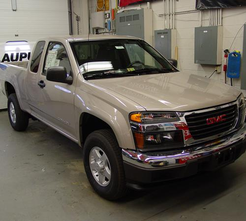2007 GMC Canyon Exterior