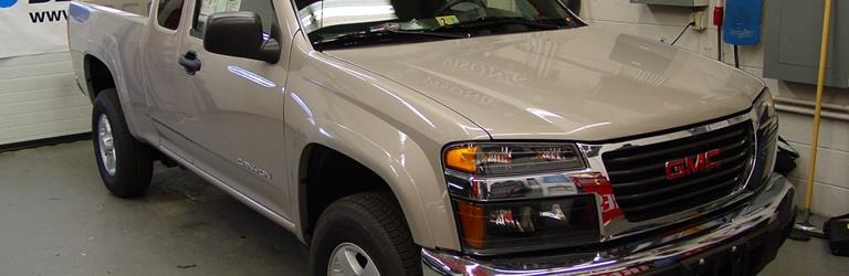 2004 GMC Canyon Exterior