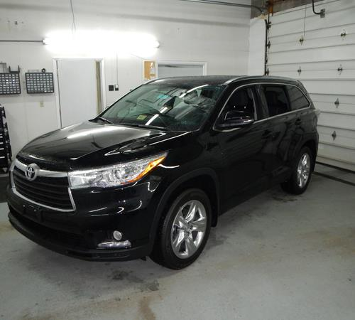 2014 toyota highlander find speakers stereos and dash kits that fit your car Toyota highlander 2014 exterior