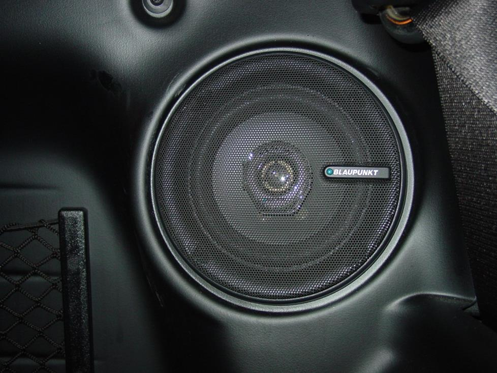 Lotus Elise rear speaker