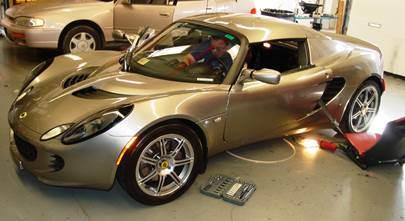 2005-2011 Lotus Elise