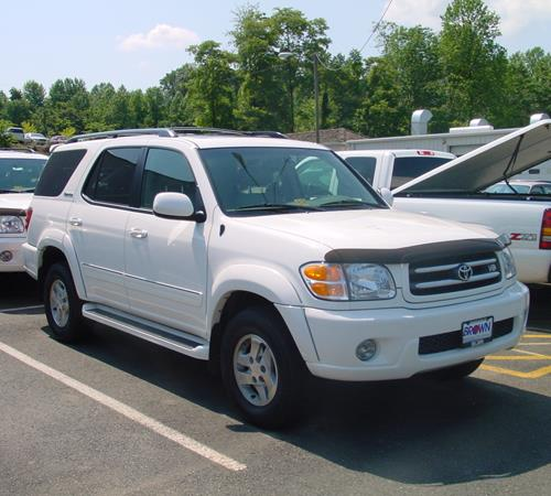 2004 Toyota Sequoia - find speakers, stereos, and dash kits that fit your car