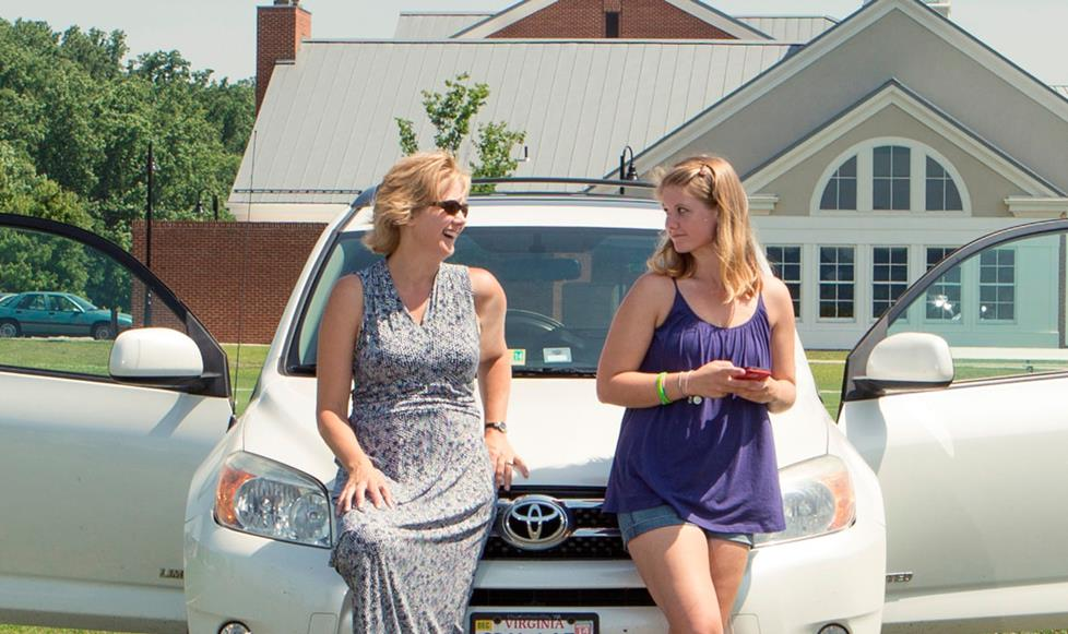 Mother And Daughter Diy Car Audio Installation