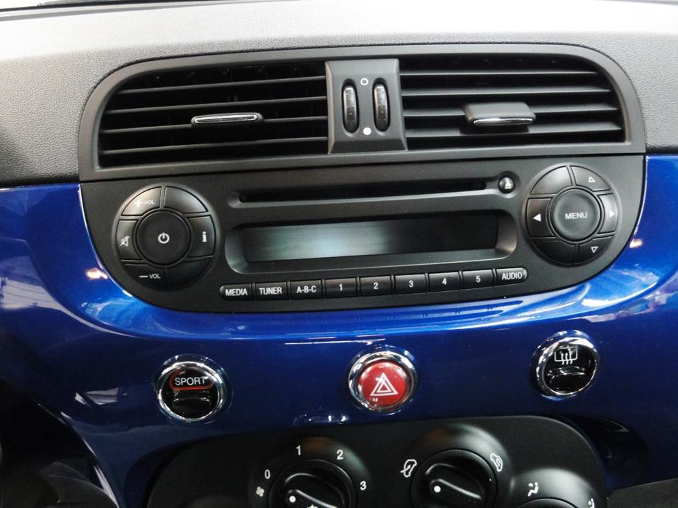 Bose Speakers For Cars >> 2012-2015 Fiat 500 Car Audio Profile