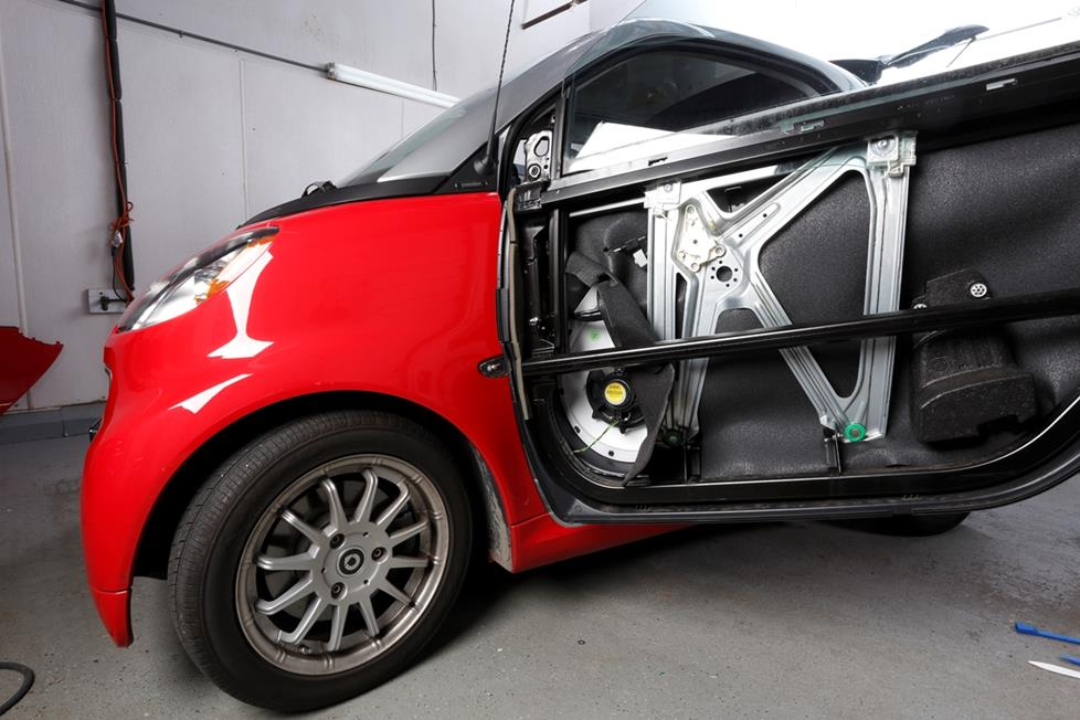 2011 2015 Smart Fortwo Coupe Car Audio Profile