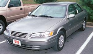 1998 Toyota Camry XLE Exterior