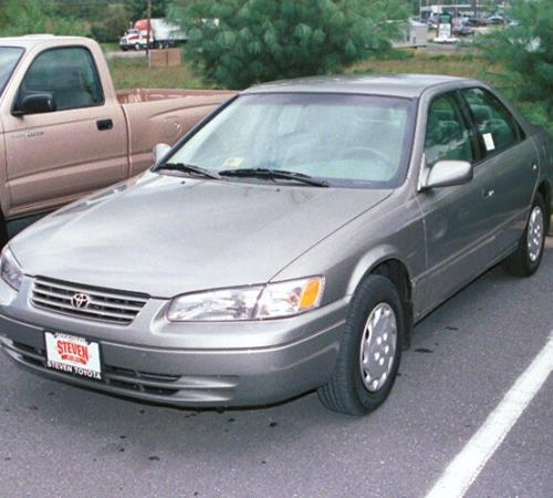 1997 Toyota Camry XLE Exterior