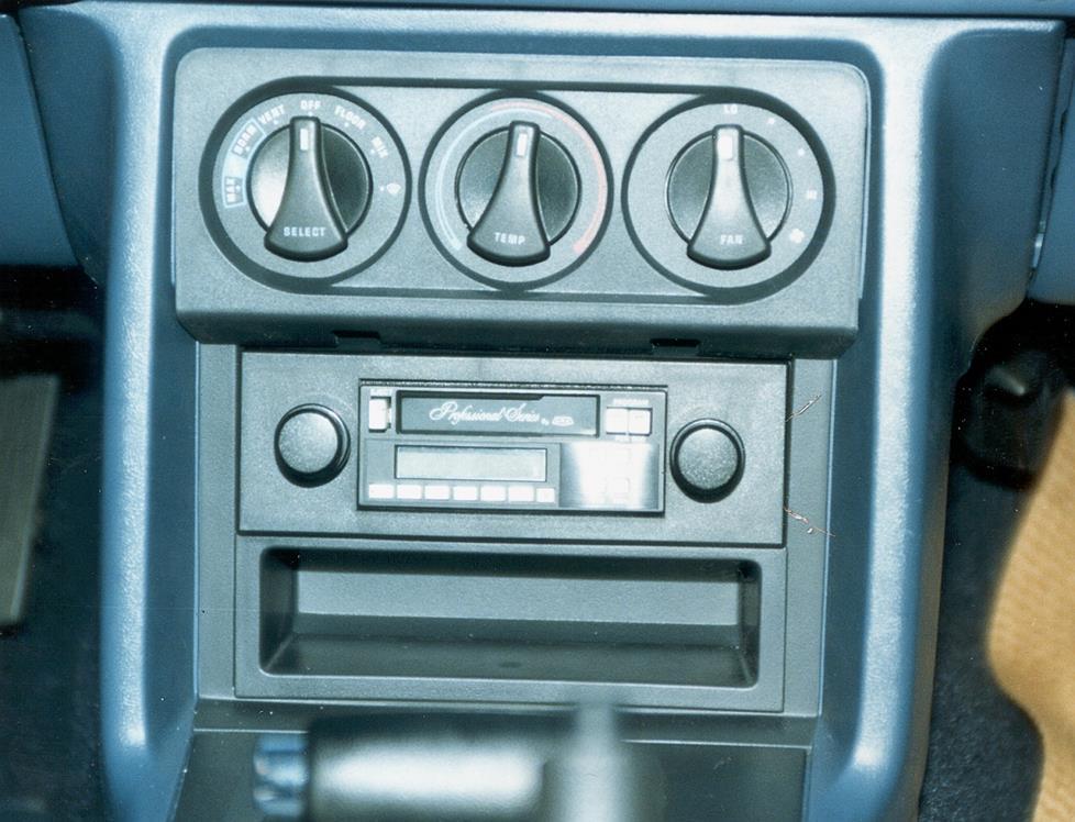 1993 Ford Radio Wiring Diagram