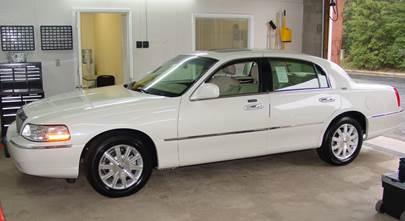 2003-2011 Lincoln Town Car