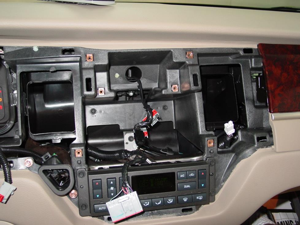 2003-2011 lincoln town car profile, Wiring diagram