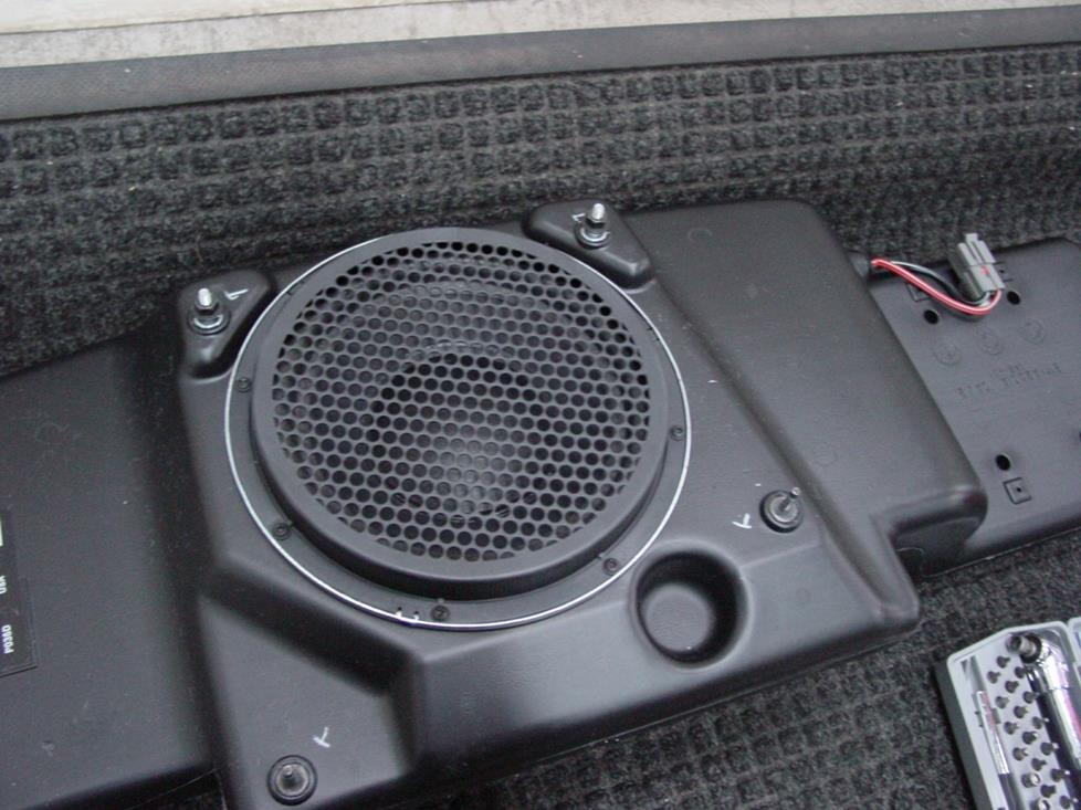 subspeaker 2003 2011 lincoln town car profile  at edmiracle.co