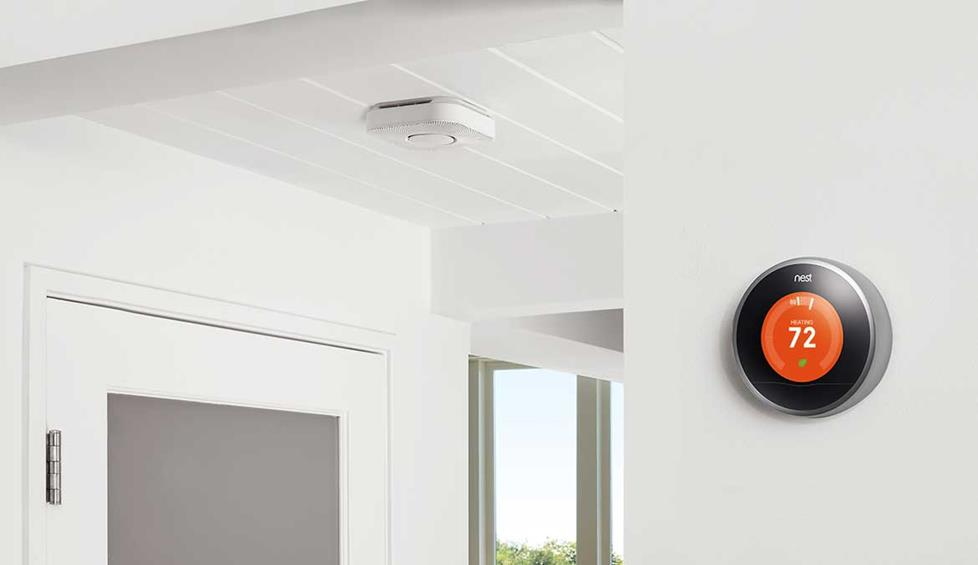 Nest Protech and Thermostat