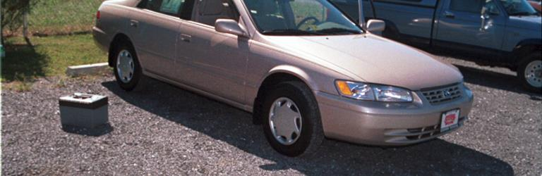 1999 Toyota Camry XLE Exterior