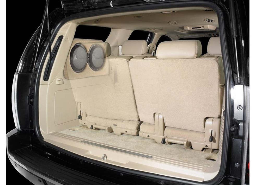 2007 2014 Cadillac Escalade Car Audio Profile