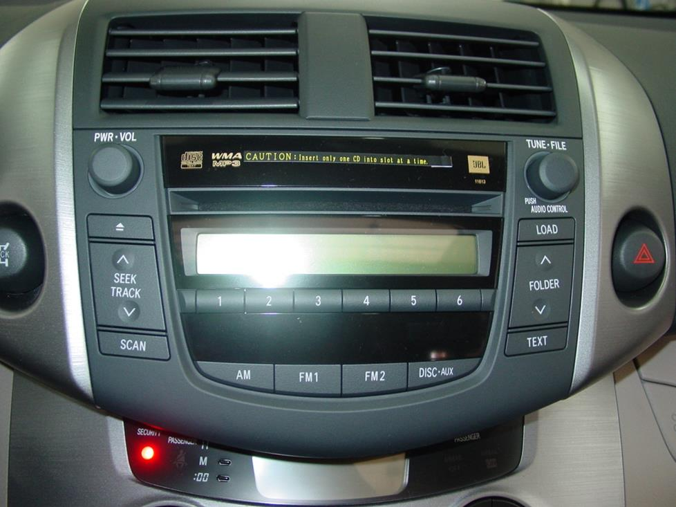 radioJBL 2006 2012 toyota rav4  at n-0.co