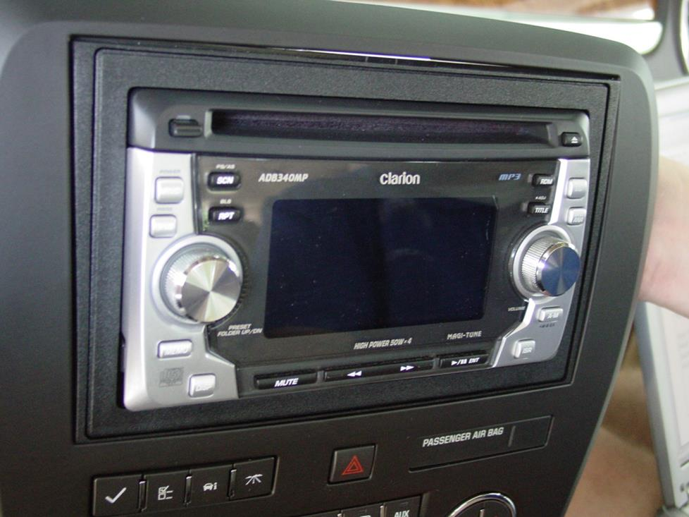 20082012 Buick Enclave Car Audio Profilerhcrutchfield: Buick Navigation System With Audio At Gmaili.net