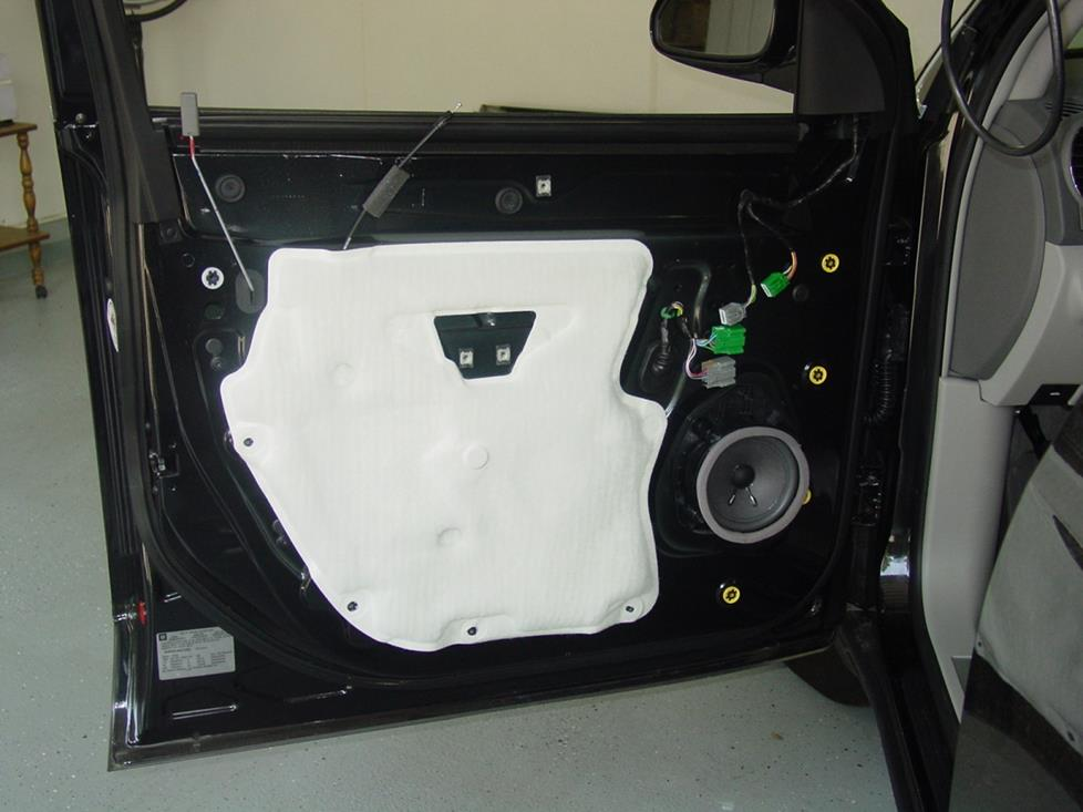 buick enclave car audio profile