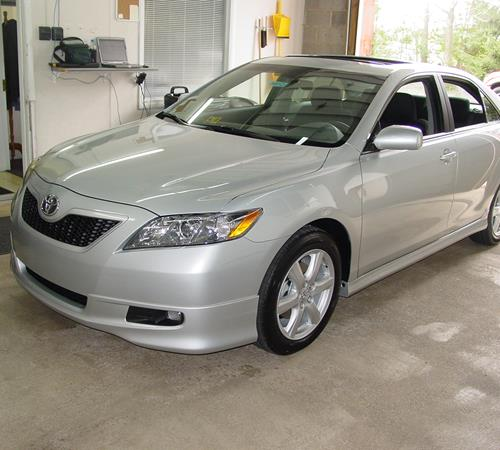 2008 toyota camry find speakers stereos and dash kits that fit your car. Black Bedroom Furniture Sets. Home Design Ideas