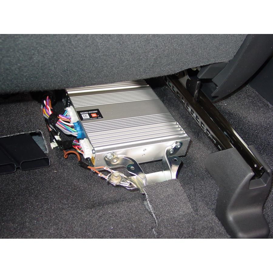 2011 Toyota Camry Hybrid Factory amplifier