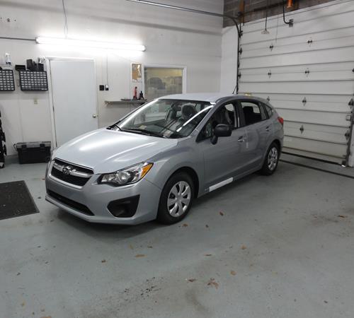 2014 Subaru Impreza Exterior ...