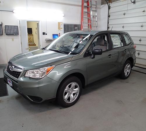 2015 Subaru Forester - find speakers, stereos, and dash kits that