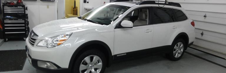 2012 Subaru Outback - find speakers, stereos, and dash kits