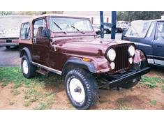 1973-1985 Jeep CJ5 and CJ7