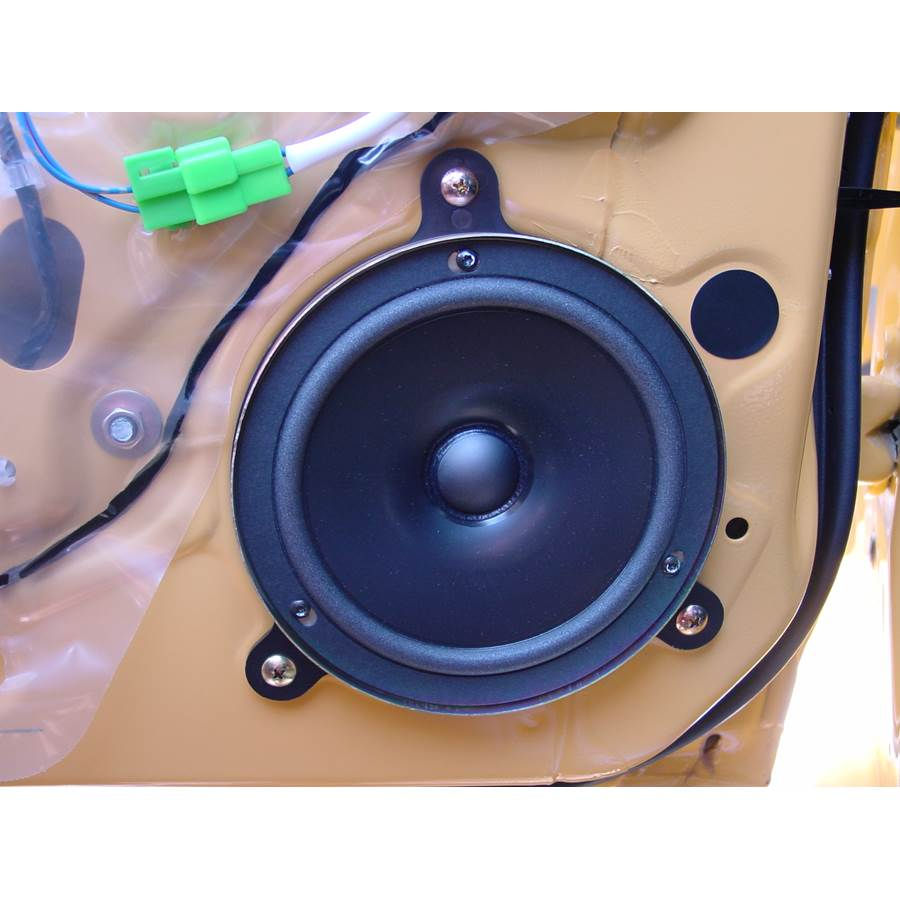 2006 Subaru Baja Rear door speaker