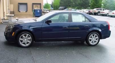 2003-2007 Cadillac CTS