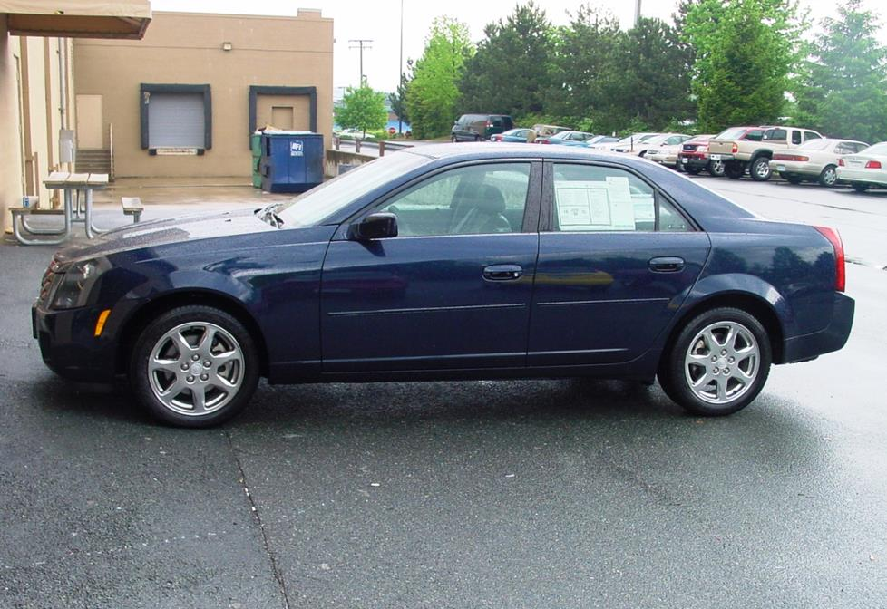 2003 2007 cadillac cts sedan car audio profile cadillac cts sedan