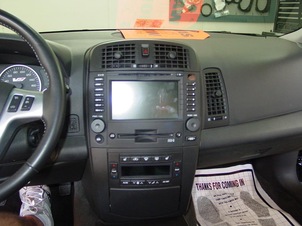 aftermarket car stereo for cadillac cts