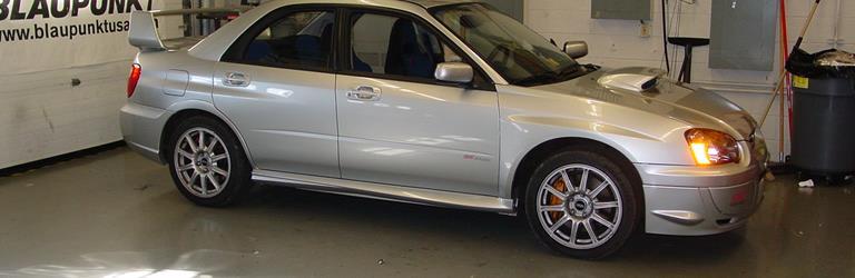 2006 subaru impreza stereo replacement