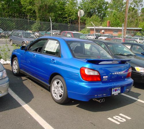 2003 subaru impreza 2 5 ts find speakers stereos and dash kits that fit your car. Black Bedroom Furniture Sets. Home Design Ideas