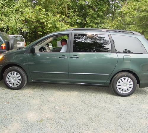 2005 Toyota Sienna Find Speakers Stereos And Dash Kits That Fit Your Car