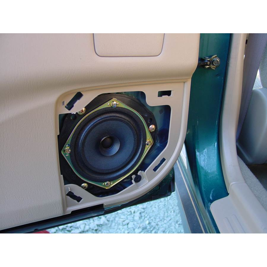 2001 Subaru Forester Rear door speaker