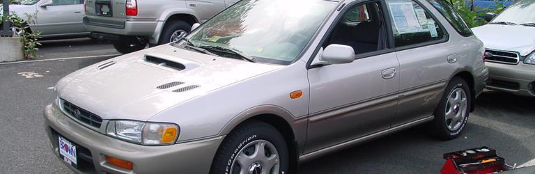 2000 Subaru Impreza Outback Sport Find Speakers Stereos And Dash