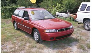 1998 Subaru Legacy Outback >> 1998 Subaru Legacy Outback Find Speakers Stereos And