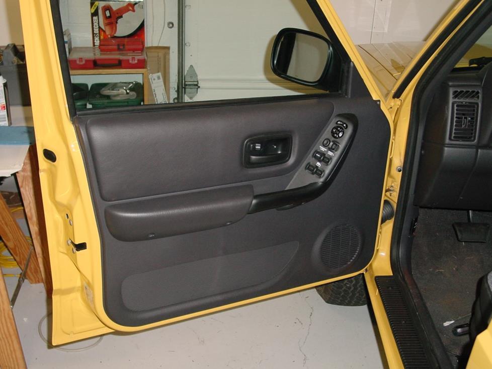 1997 2001 Jeep Cherokee Car Audio Profile