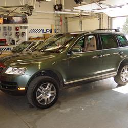 exterior volkswagen touareg audio radio, speaker, subwoofer, stereo  at panicattacktreatment.co