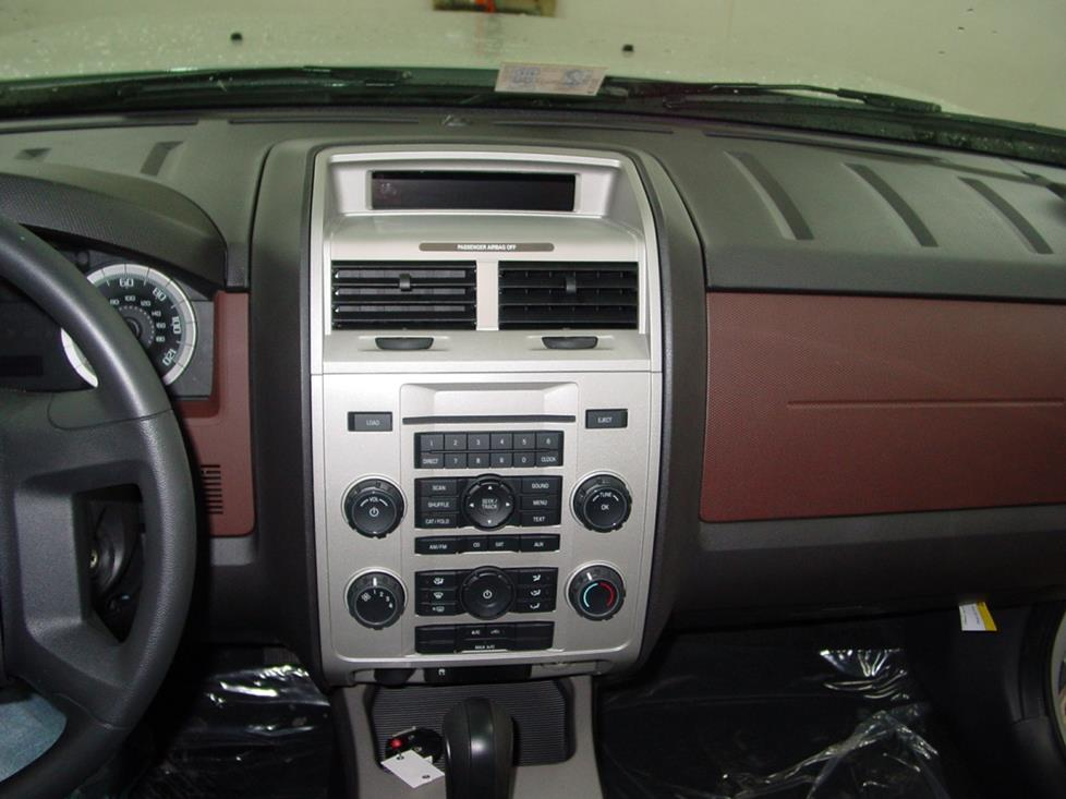 Ford Escape radio
