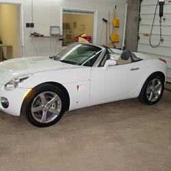 exterior pontiac solstice audio radio, speaker, subwoofer, stereo  at gsmx.co