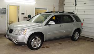 2006 Pontiac Torrent Exterior
