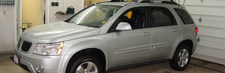 2009 Pontiac Torrent Exterior