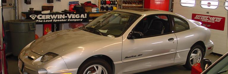 2000 Pontiac Sunfire Find Speakers Stereos And Dash Kits That