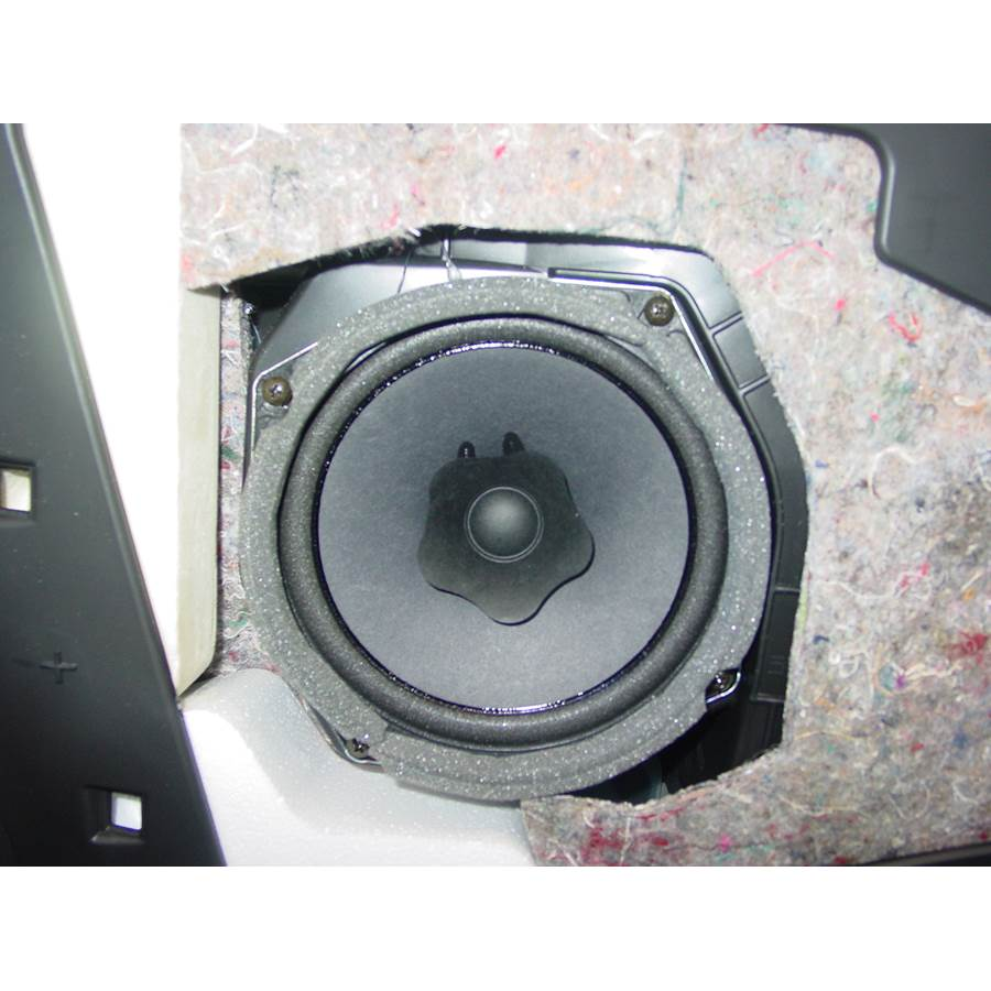 2007 Pontiac G6 Rear side panel speaker