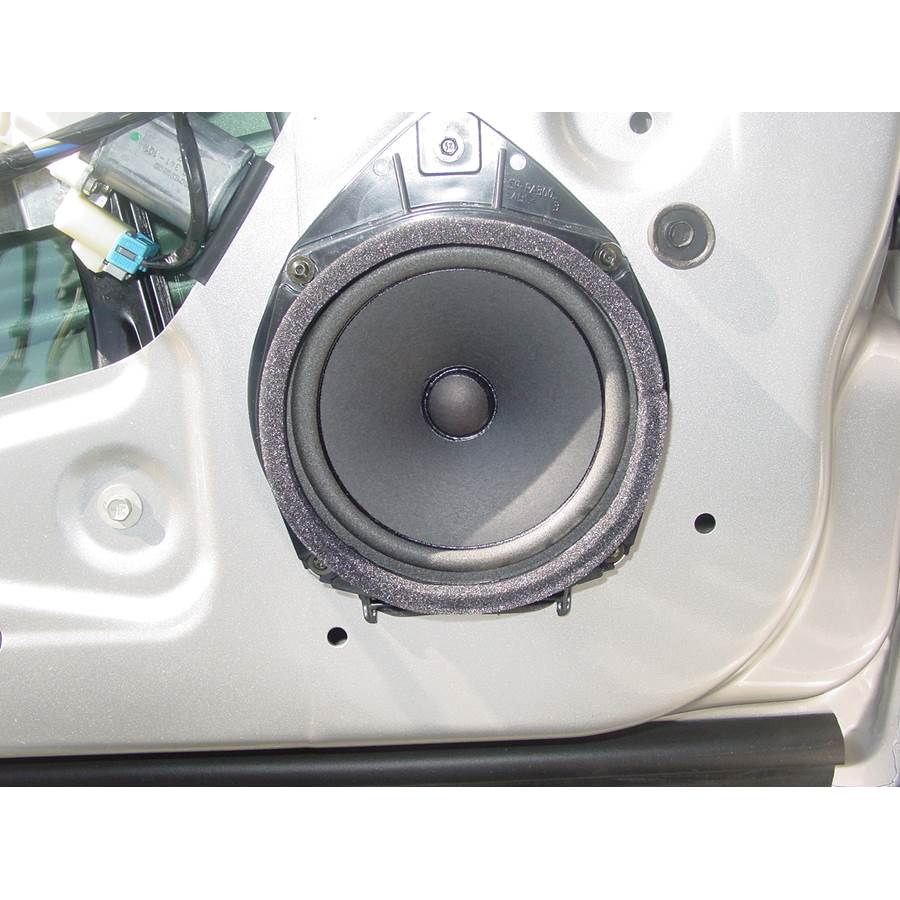 2007 Pontiac G6 Front door woofer